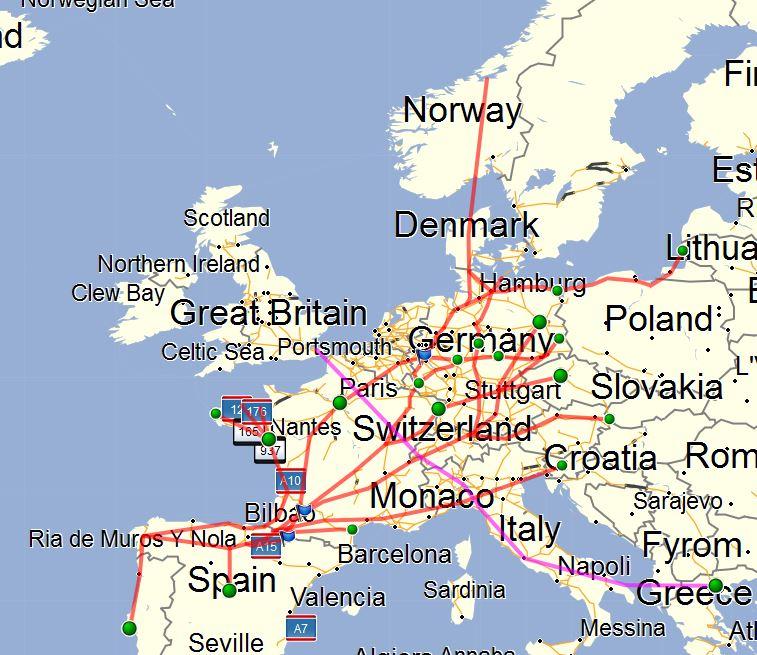 Pilgerwege In Europa