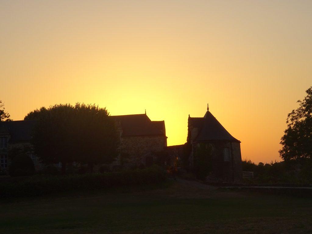 Voie l'Abbaye de Beauport Rochefort-en-Terre