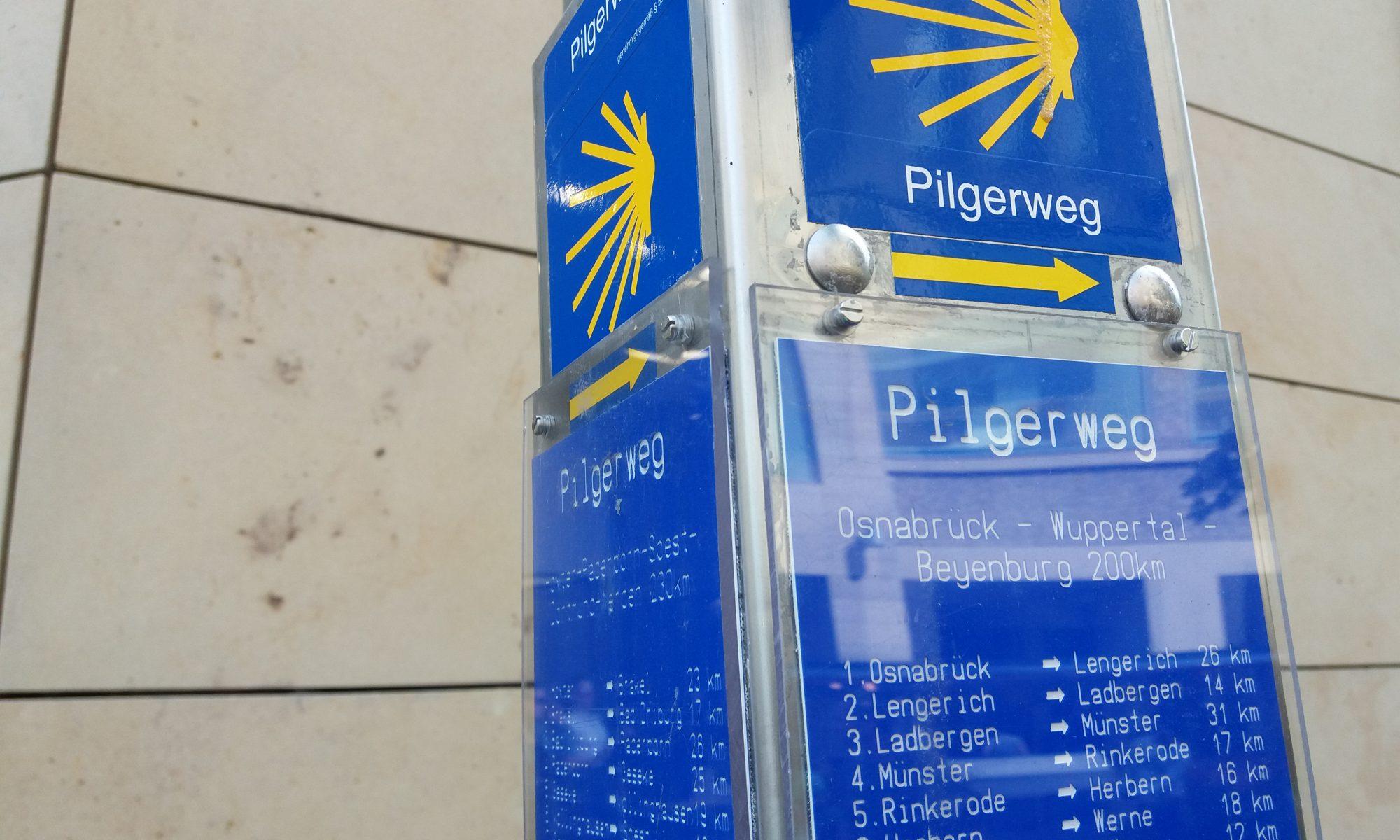 Pilgerkreuzung Dortmund