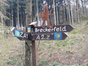 Jakobsweg nach Breckerfeld